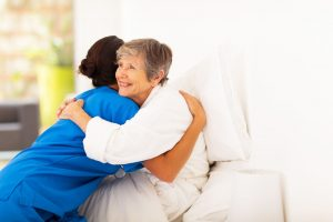 providing uplifting engagement helps maintain mental health